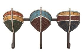 Coat rack boat aft