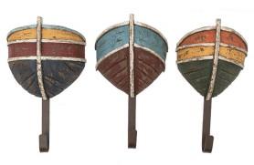 3 boat hangers
