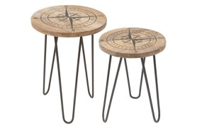 2 Wind Rose Tables