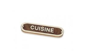 """CUISINE"" Plate"