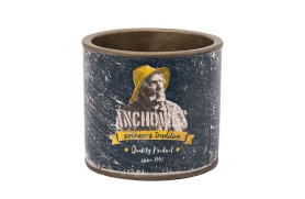 Anchovies can