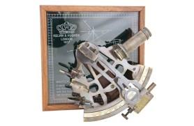 Kelvin & Hughes sextant