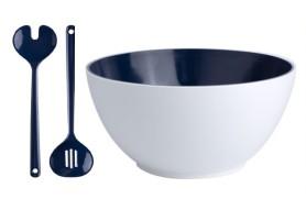 Salad Bowl Blue