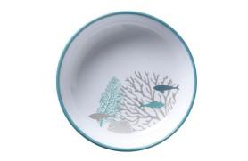 Set 6 Bowl dish COASTAL
