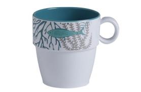 Set 6 Mugs COASTAL