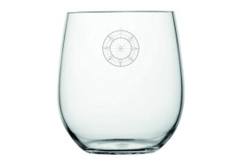 Set 6 Water glass PACIFIC