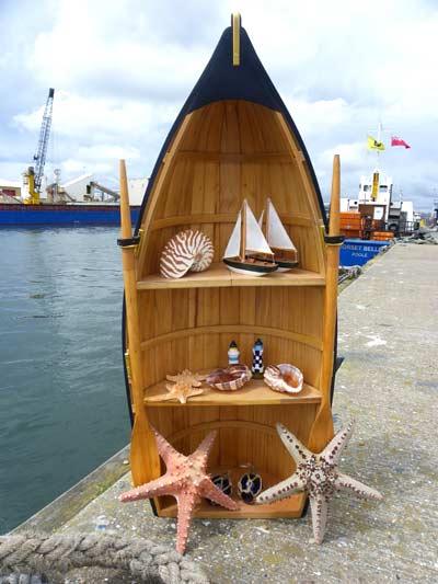 barca madera