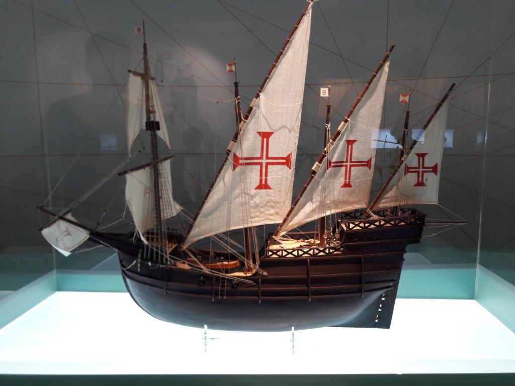 Carabela de la Armada