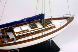 Reproduccion maqueta velero