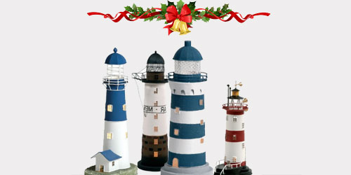 LIGHTHOUSES by christmas