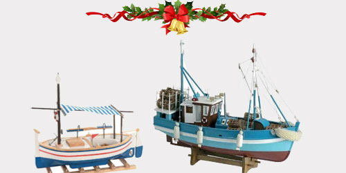 FISHBOATS MODELS by christmas