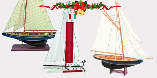 SAILBOATS by christmas