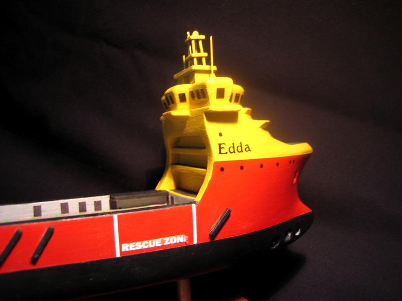 Edda Fred