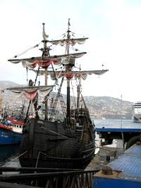 Carabela Santa maría