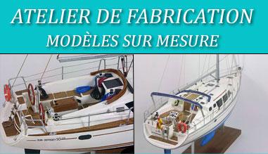 modèle de navire
