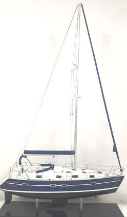 BENETEAU OCEANIS 411 MODEL