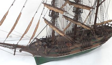 Merchant Frigate