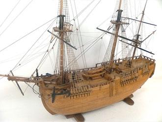 Restauración barcos