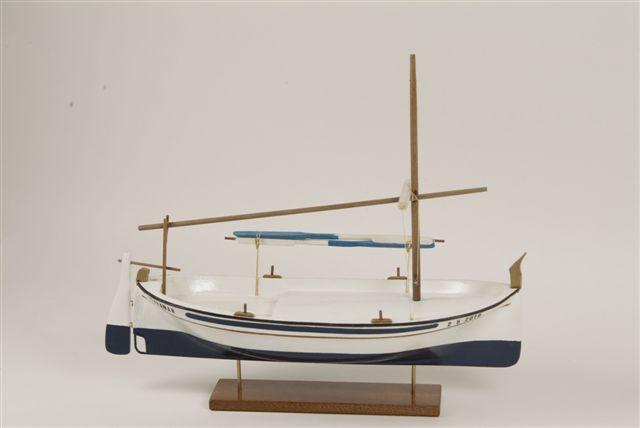 maqueta velero