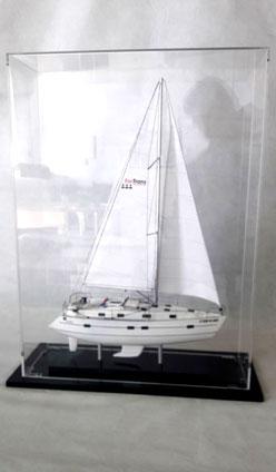 BENETEAU OCEANIS 411 SAILBOAT MODEL