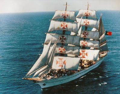 Sagres modèle réduit de navire