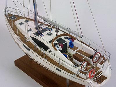 Sun Odyssey 50 DS | marine modelship